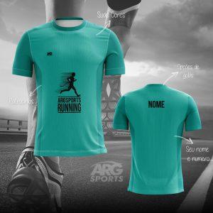 Camiseta Dry Fit Corrida Runner – C004