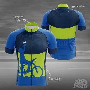 Camiseta Ciclismo 4Bike - L014