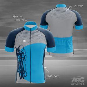Camiseta Ciclismo Pro - L015