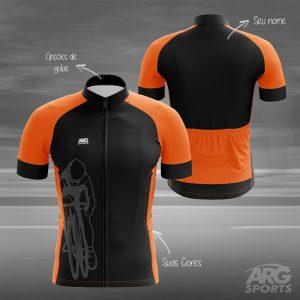 Camiseta Ciclismo Curitiba - L017