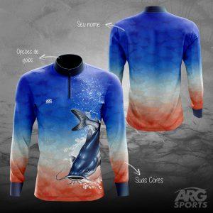 Camiseta Pesca Bagre