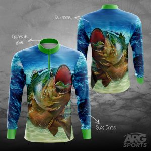 Camiseta Pesca P011