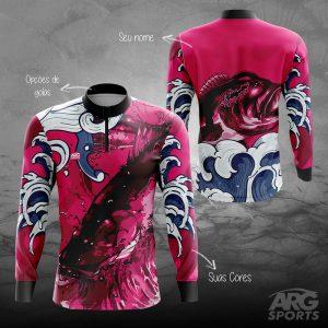 Camiseta Pesca Bragre e Tucunare_P013