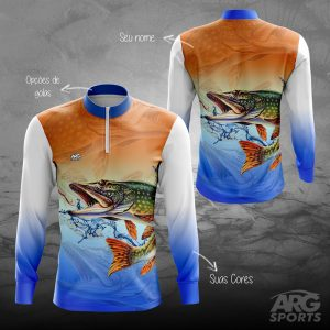Camiseta Pesca Northern Pike