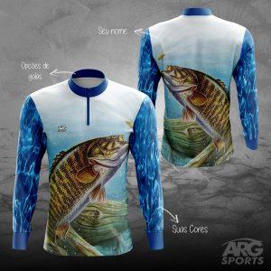 Camiseta Pesca P009