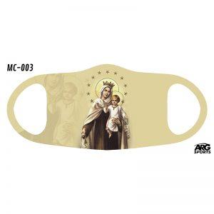Máscara Nossa Senhora do Carmo