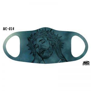 Máscara Personalizada Jesus