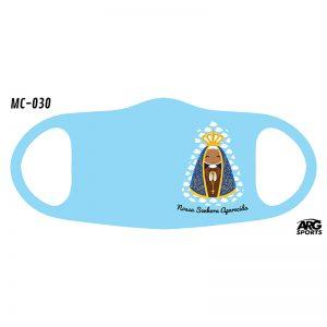 Máscara Personalizada Nossa Senhora Aparecida Mini