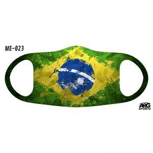 Mascara Personalizada Brasil