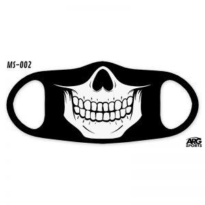 Máscara Personalizada Caveira