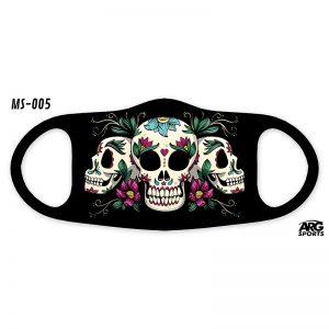 Máscara Personalizada Trio Mexicano