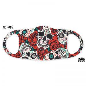 Máscara Personalizada Caveiras Mexicanas