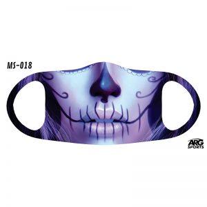 Máscara Personalizada Catrina