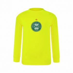 Camiseta Goleiro Amarela Coritiba