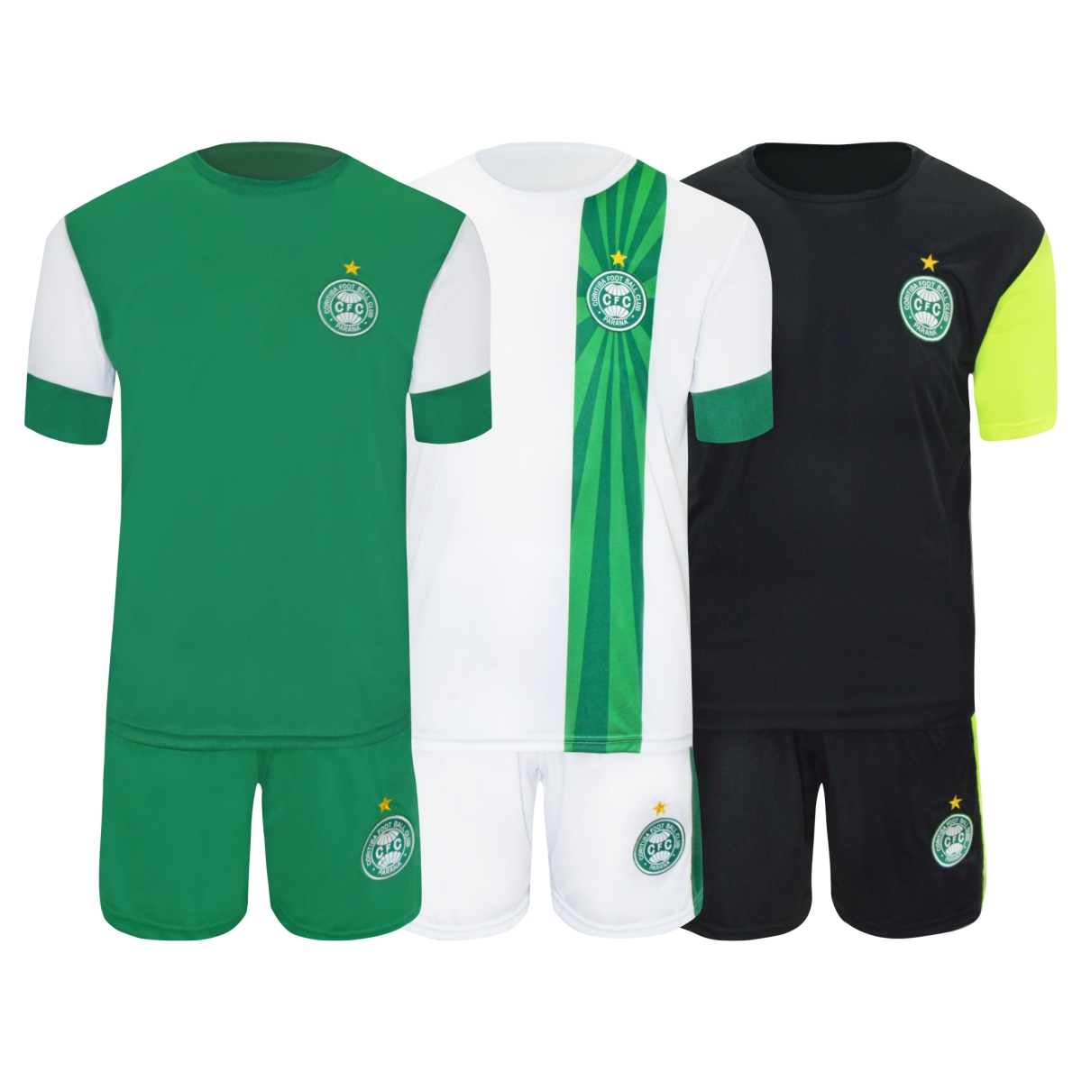 Uniforme Coritiba Kit